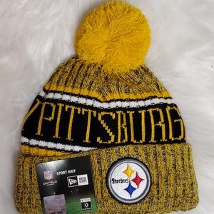 Pittsburgh Steelers Beanie Hat